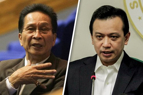 Trillanes spreads 'fake news', Panelo claims