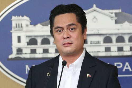 Congress an 'independent' branch, Andanar says amid deadlock on 'cha-cha' vote