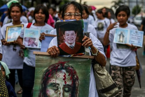 A call to end extra-judicial killings