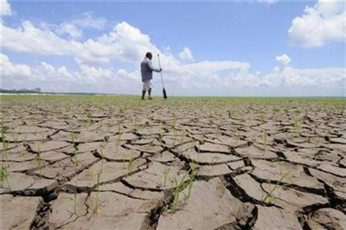 Last 3 years hottest on record, UN says