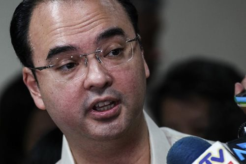 Cayetano: PH open to independent probe into war on drugs