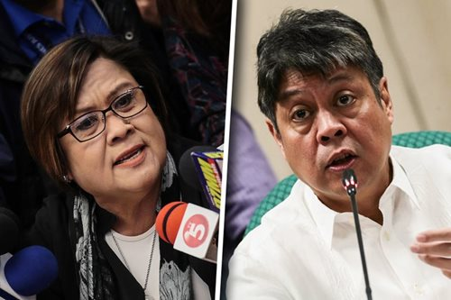 Kiko to Koko: Ensure De Lima's safety in jail