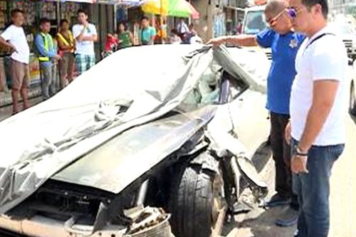 Fish dealer killed in hit-and-run with sports car in Cebu