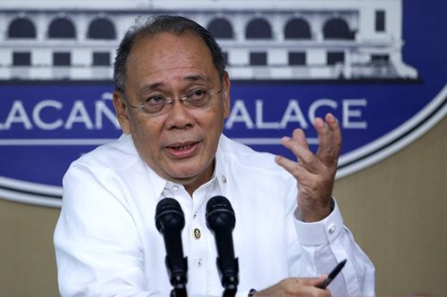 Redacted SALNs meant to protect Cabinet's right to privacy: Palace