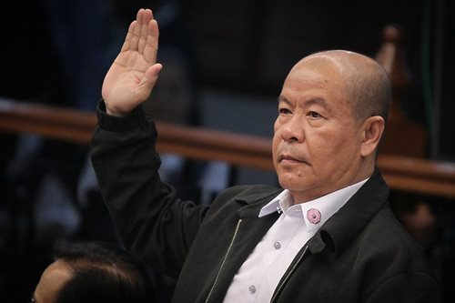 'Child-like image' saved me from the devil: Lascañas