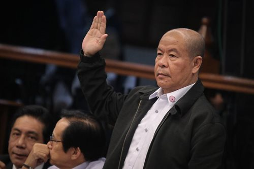 Lascañas fears for loved ones