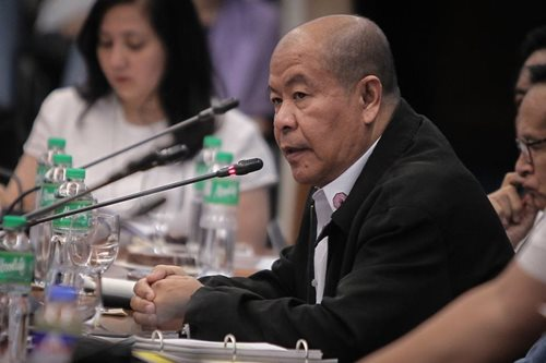 Lascanas admits failing to score govt deals after Senate testimony