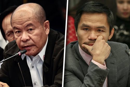 Lascañas denies getting paid to testify