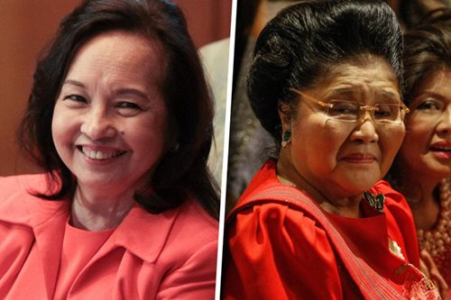 Arroyo, Marcos vote against death penalty