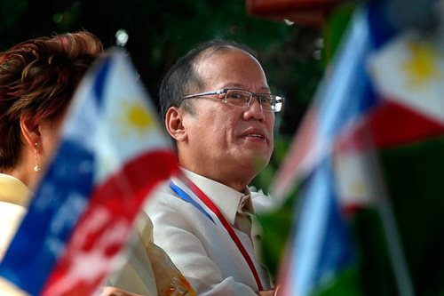 Aquino hits joint exploration with China