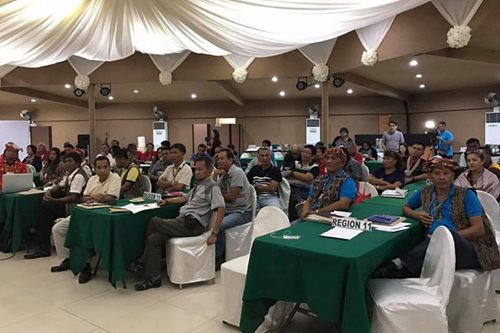 Indigenous groups back Lopez for environment chief