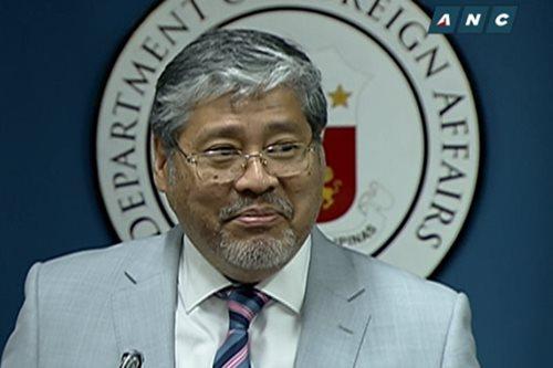 Duterte appoints Enrique Manalo as acting DFA secretary