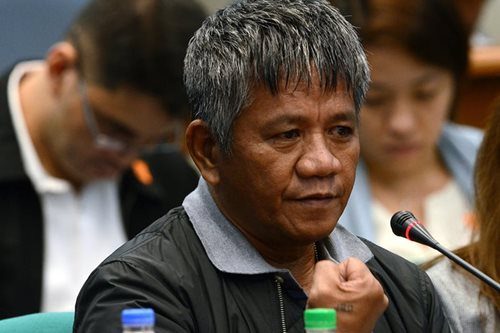 Court orders arrest of Matobato for kidnapping