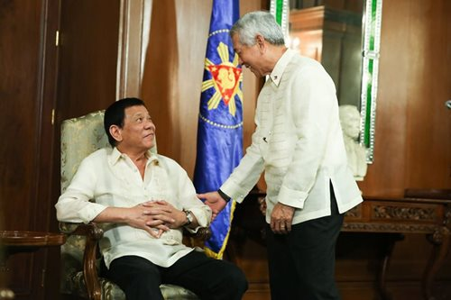 Yasay to other post? It's up to Duterte, says Abella