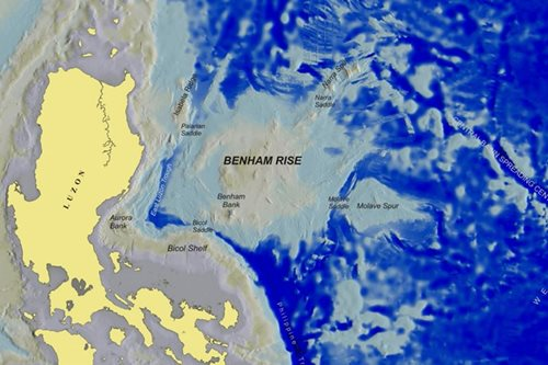PH can't claim Benham Rise as its territory – China