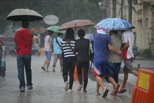 PAGASA declares start of rainy season
