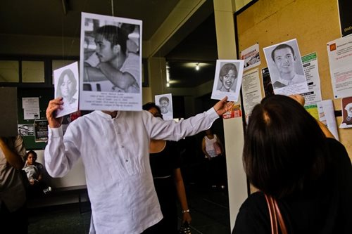 UPLB honors Martial Law victims, slain doctor to the barrio
