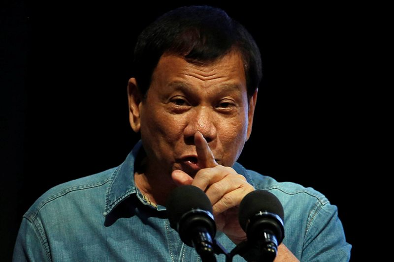 Catholic bishops open to dialogue with Duterte