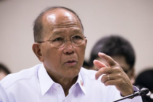 Lorenzana: No use talking peace with Reds if attacks continue