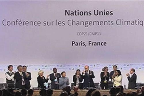 Senate OKs Paris climate pact