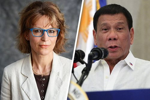 Duterte's conditions for UN expert's visit still stand, says DFA