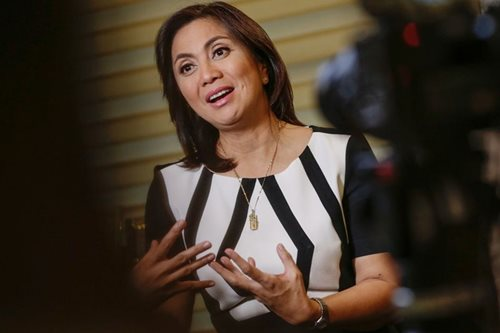 Robredo satisfaction rating climbs back to 'good': SWS