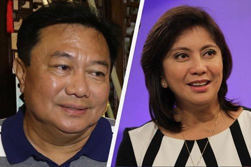 Alvarez mulls impeachment rap vs Robredo
