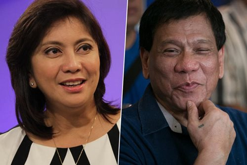 Palace says Robredo being used in destabilization plot vs Duterte