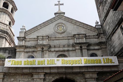 CBCP to lawmakers: Christ was never for 'legal killing'
