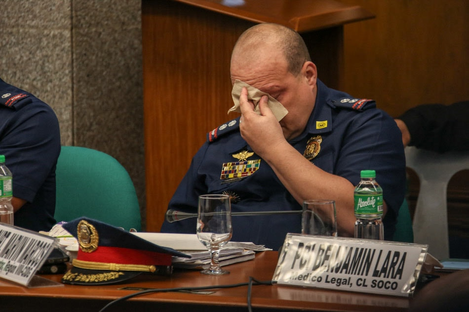 Cops in Espinosa slay ordered arrested: PNP chief