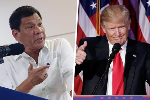 Leaked conversation bares Trump's praises for Duterte drug war