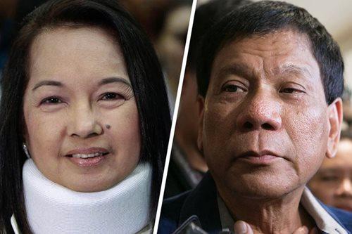 Duterte mulls naming Arroyo to Charter change body