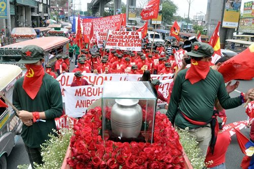 Reds firm: We won't stop collecting revolutionary taxes