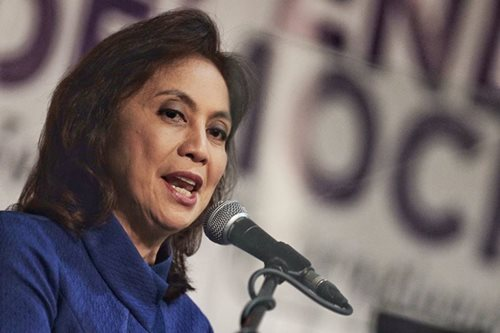 Marcos loyalists want Robredo impeached