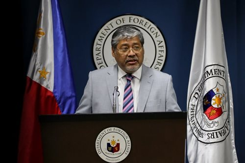 Acting DFA chief Manalo to meet with ASEAN counterparts in Washington