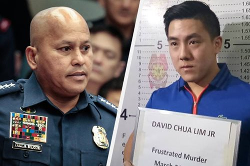 PNP denies VIP perks for road rage suspect