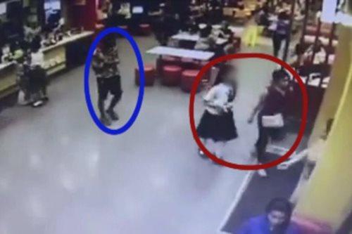 SAPUL SA CCTV: Tangkang pagdukot umano sa isang bata