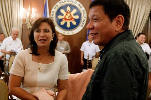 Robredo camp 'happy' Duterte is cancer-free