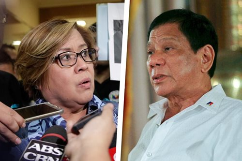 Duterte attacks De Lima in SONA: Is she credible, moral?