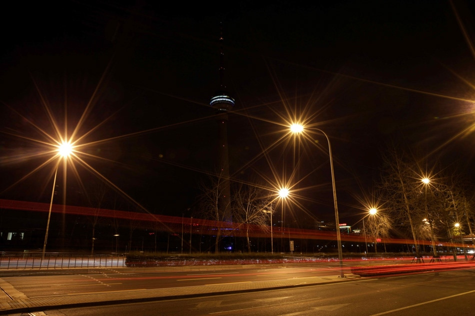 Lights go off in support of Earth Hour