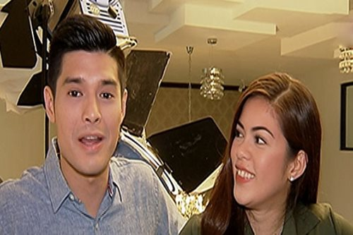 PANOORIN: Pasilip sa set ng seryeng 'The Better Half'