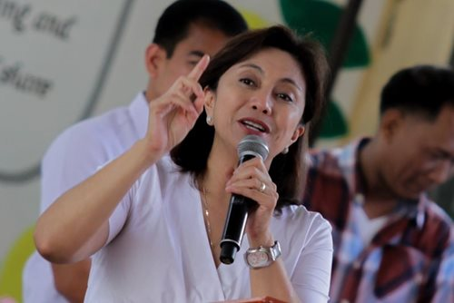 House minority willing to study complaint against Robredo