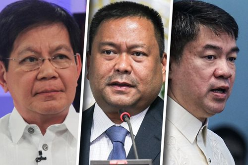 Senators cool to Duterte's wish to postpone village polls