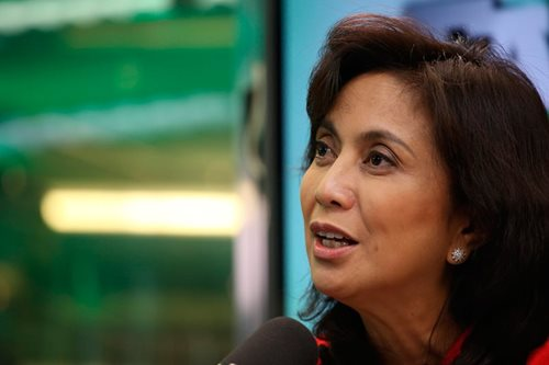 Leni stresses need to listen to Marawi residents amid martial law