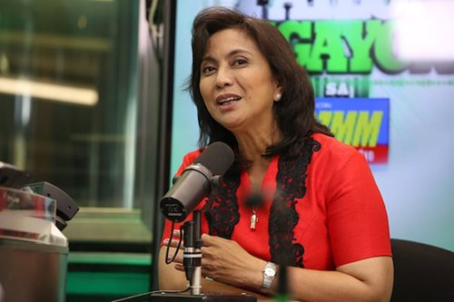 SWS: Robredo satisfaction rating drops