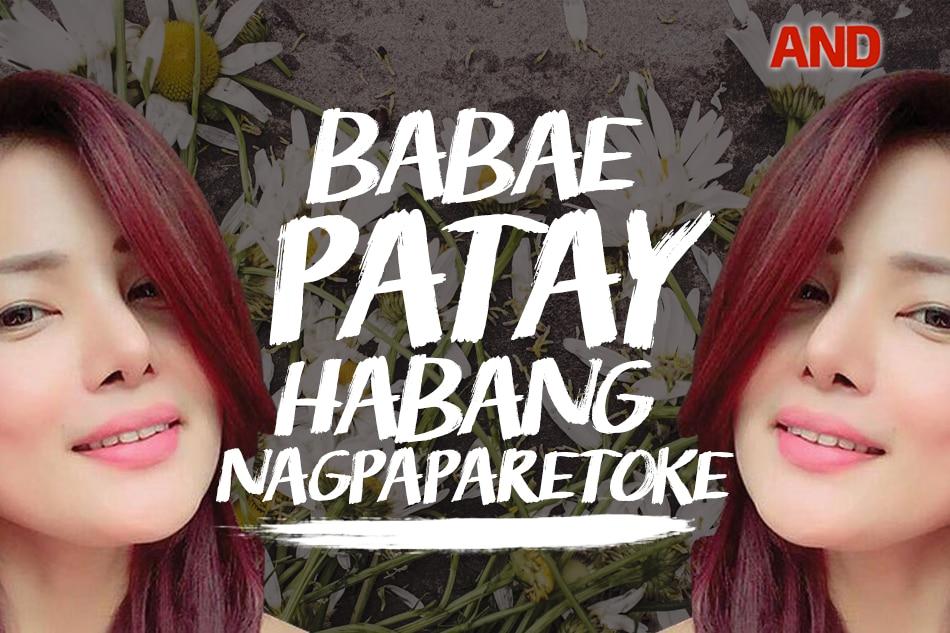 Babaeng Nagpaparetoke Patay Abs Cbn News