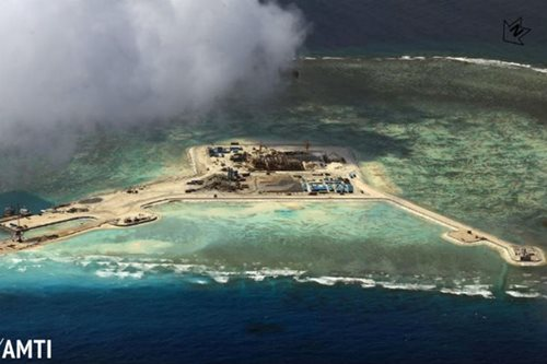 China says it has right to deploy defense facilities on its territory
