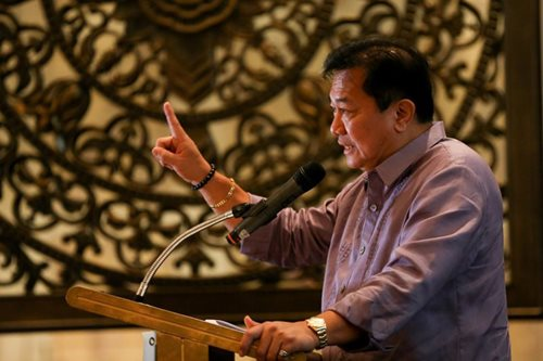 Alvarez seeks support for PDP-Laban slate for midterm polls
