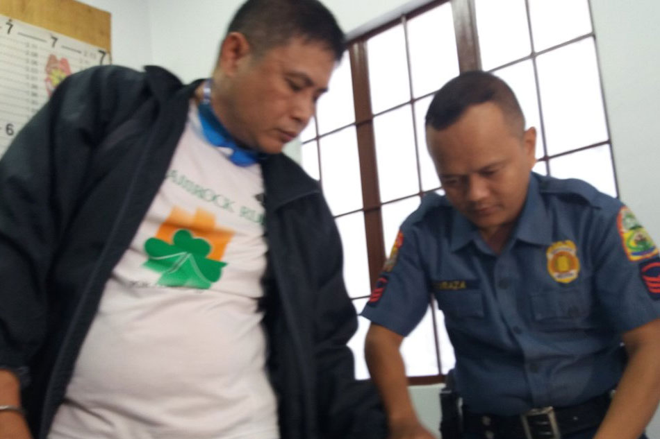 High-ranking cop arrested in alleged Las Piñas drug session