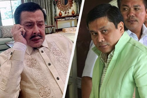 Jinggoy gets Sandigan nod to attend Erap's birthday